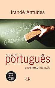 Aula de português: Encontro & inter