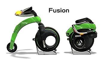 Bicicleta electrica plegable yikebike