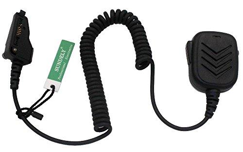 SUNDELY® High Quality Hand Handheld Shoulder Speaker Mic fo
