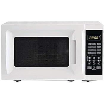 Amazon.com: Mainstays 0,7 Cu ft 700 W de salida horno de ...