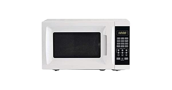 Amazon.com: Mainstays 0,7 Cu ft 700 W de salida horno de ...