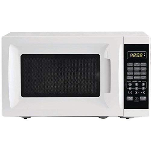 Mainstays 700W Output Microwave Oven White