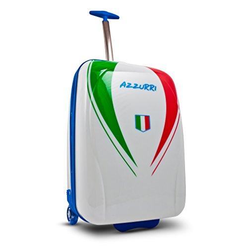 Heys - Core XCase Nations Italien Trolley Klein