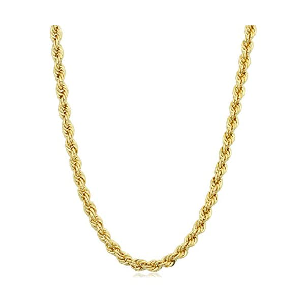14k-Yellow-Gold-Filled-Mens-320mm-Rope-Chain-Necklace-16-18-20-22-24-26-30-or-36-inch