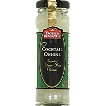 Crosse & Blackwell Cocktail Onions 3.0 OZ