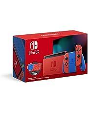 Nintendo Switch (Mario Kırmızı & Mavi Edition)