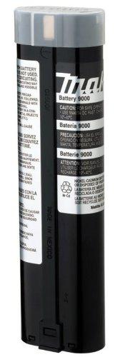 Makita B9000 Power Tool Battery Pack, 9.6-volt Genuine Original Equipment Manufacturer (OEM) part for Makita