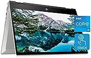 "HP Pavilion x360 14"" Touchscreen Laptop, 11th Gen Intel Core i5-1135G7, 8 GB RAM, 256 GB SSD Storage, Full HD"