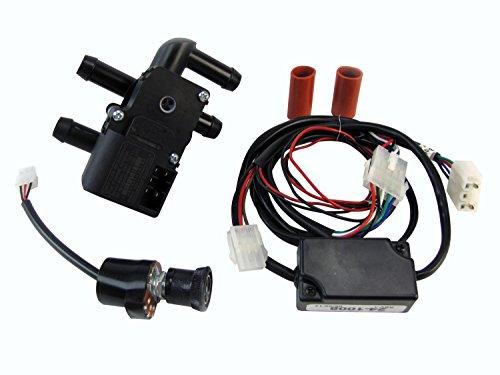 Electronic Bypass Heater Valve #50-1555 - Heater Servo