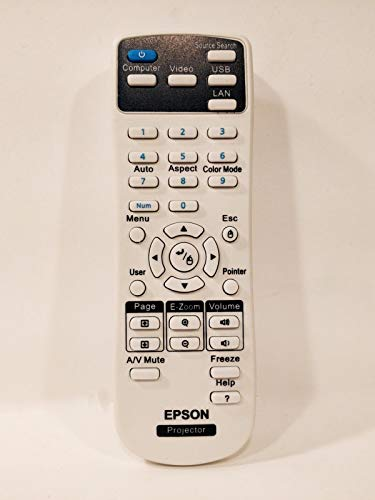 Epson Remote Control: VS230, VS330, EX3220, EX5220, EX5230,