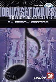 (Drum Set Dailies QWIKGUIDE Book/CD Set )