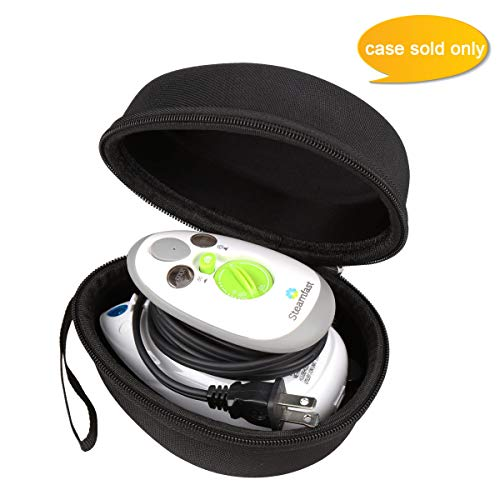 Aproca Hard Storage Travel Case Compatible with Steamfast SF-717 Mini Travel Steam Iron (Iron Steam Carrying Case)