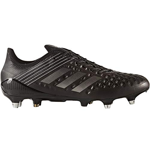 adidas Performance Mens Predator Malice Soft Ground Rugby Boots - 8