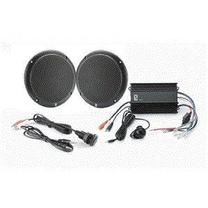 PolyPlanar MP3-KIT4-B MP3 Input/MA4055B/ME-60 Kit - Black ()