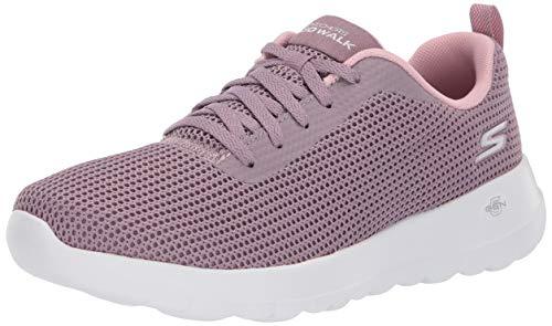 Skechers Women's GO Walk JOY-15641 Sneaker, Mauve, 11 M US