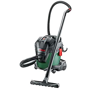 Bosch Wet and Dry Vacuum Cleaner with Blowing Function UniversalVac 15 (1000 Watt, 15 Litre, in Box)