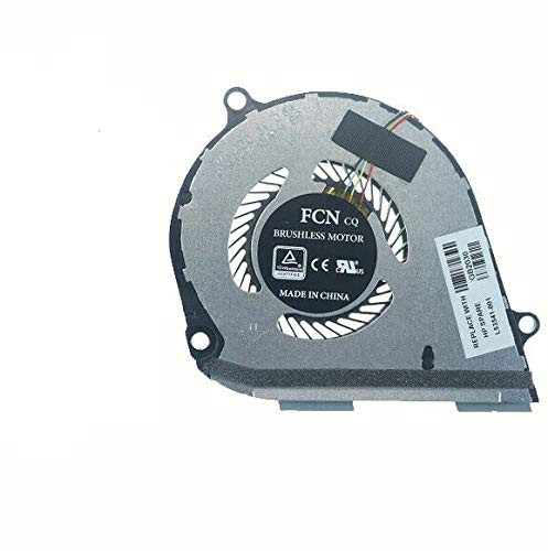 EJTONG New Laptop Cooling Fan for HP Envy X360 15-DS 15-DR 15-DS0013NR 15-DS0003CA 15-DS0013CA L53541-001
