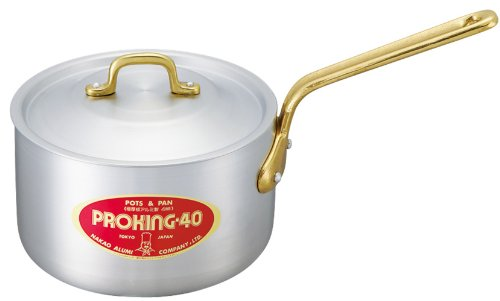 Professional King saucepan 30cm with major PK-4 by Nakao aluminum Works
