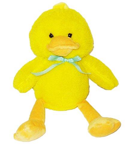 Plush Yellow Duck - 8
