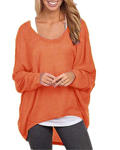 zanzea-womens-long-batwing-sleeve-loose-oversize-pullover-sweater-top-blouse-orange-us-8-tag-size-m