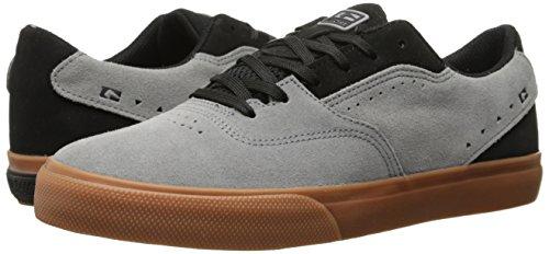 GLOBE Skateboard Shoes The Sabbath Mid Grey/Black Size 7.5