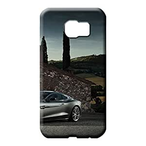 samsung galaxy s6 edge Extreme Scratch-proof Cases Covers For phone phone cases Aston martin Luxury car logo super