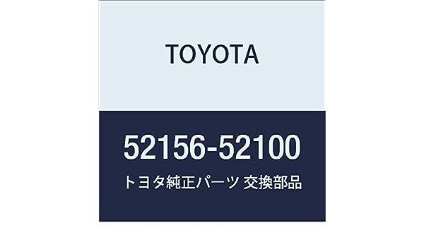 Rear Genuine Toyota 52156-52100 Bumper Side Support