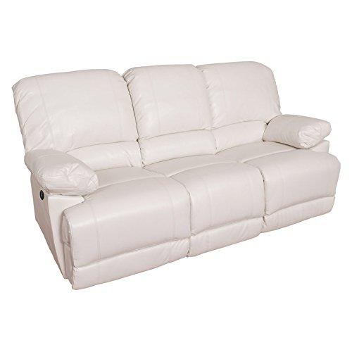 (CorLiving LZY-312-S Lea Collection Reclining Sofa)