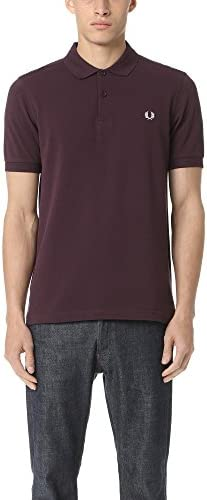 Fred Perry Fp Plain Polo, Viola (Bramble), XX-Large para Hombre ...
