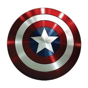 Captain America Civil War Shield 2 STICKER / DECAL