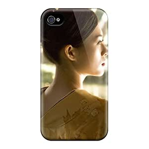Premium [mhe746oVXc]zhang Ziyi Case For Iphone 4/4s- Eco-friendly Packaging