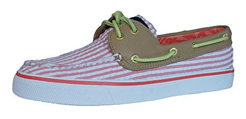 Sperry Damen Bootsschuhe koralle