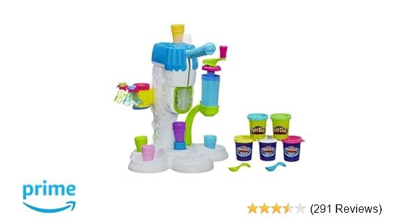 Play-Doh Perfect Twist Ice Cream Playset (Amazon Exclusive)