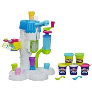 ... Clay u0026 Dough  sc 1 st  Amazon.com & Amazon.com: Play-Doh Perfect Twist Ice Cream Playset (Amazon ...
