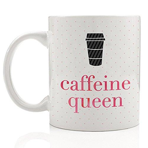 Cafecito Coffee Mug Ceramic Tea Lovers Cup Funny Birthday Gift