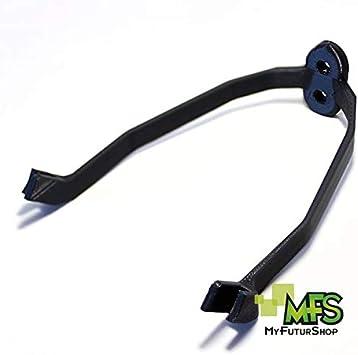 Mfs Soporte Guardabarros xiaomi m365 (Black): Amazon.es: Deportes ...