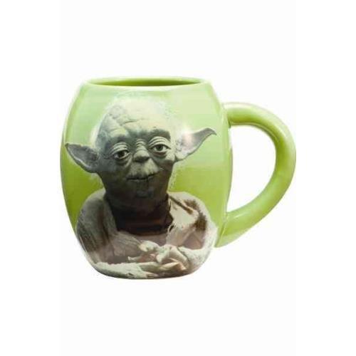 Star Wars Yoda 18 Oz. Ceramic Mug