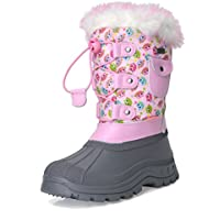 Dream Pairs Unisex Waterproof Snow Boots
