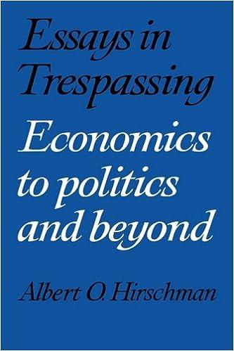 Economic economist essay history political