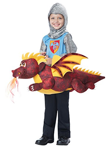 California Costumes Dragon Rider Costume, Multi, Toddler (Brave Knight Toddler Costumes)