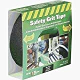 Anti-Slip Safety Grit Tape, Black Gator-Grip, 2'''' x 60', High Traction Surface, Waterproof Tools Equipment Hand Tools