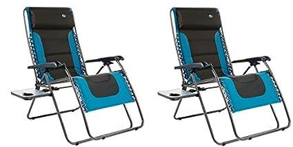 Westfield FC630-68080XL Extra Large Padded Zero Gravity Chair - Quantity 2  sc 1 st  Amazon.com & Amazon.com : Westfield FC630-68080XL Extra Large Padded Zero Gravity ...