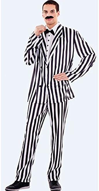 Disfraz de Difunto Sr. Gomez, Familia Addams: Amazon.es: Ropa y ...