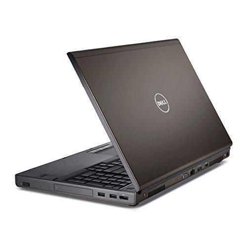 2017 Dell Precision 15.6'' Full HD LED Screen Laptop, Intel Quad-Core i7-3840QM 2.8GHz, 8GB RAM, 500GB HDD, NVIDIA Quadro with 2GB Memory, WiFi, DVDRW, Windows 10 Professional (Certified Refurbished) by Dell (Image #2)