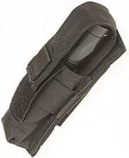 TAC SHIELD T3603BK Universal Pistol Molle Pouch, Black