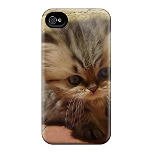 Iphone 6 Big Head Kitty Print High Quality Frame Cases Covers