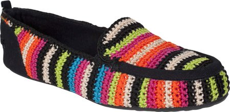 SAK Global SAK Flat Womens The Womens Stripe Lisa The Ztxqg4