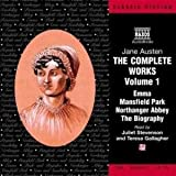 img - for Works of Jane Austen Vol. 1, 10 CD Set book / textbook / text book