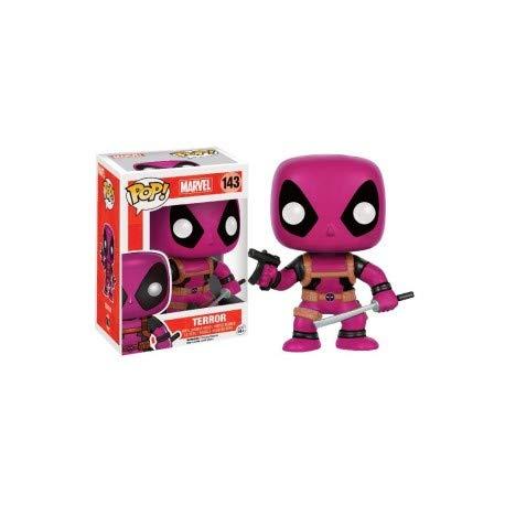 Funko Pop! Marvel #143 Deadpool Terror Purple