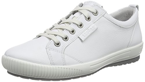 Legero Tanaro, Women's Low-Top Sneakers White (Weiss 50)